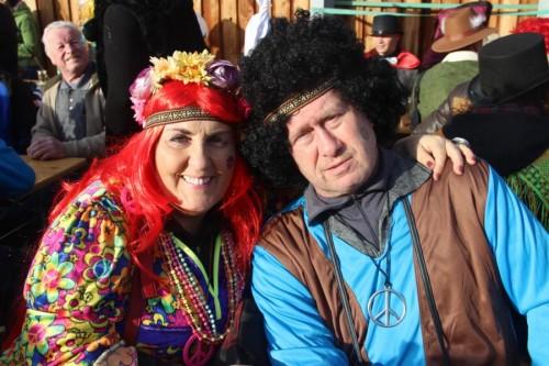 Fasching 2016 - Ilse und Fritz